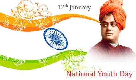 January 12, National Youth Day