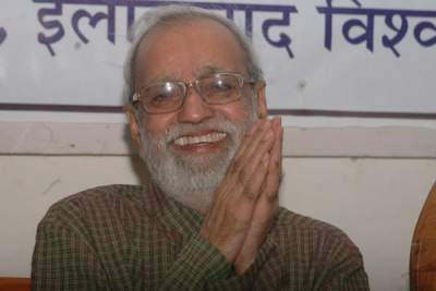 Hindi literature poet and critic doodhnath Singh pass away