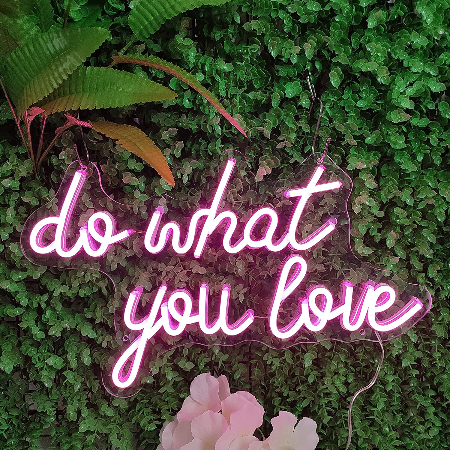 Neon Sign Do What You Love