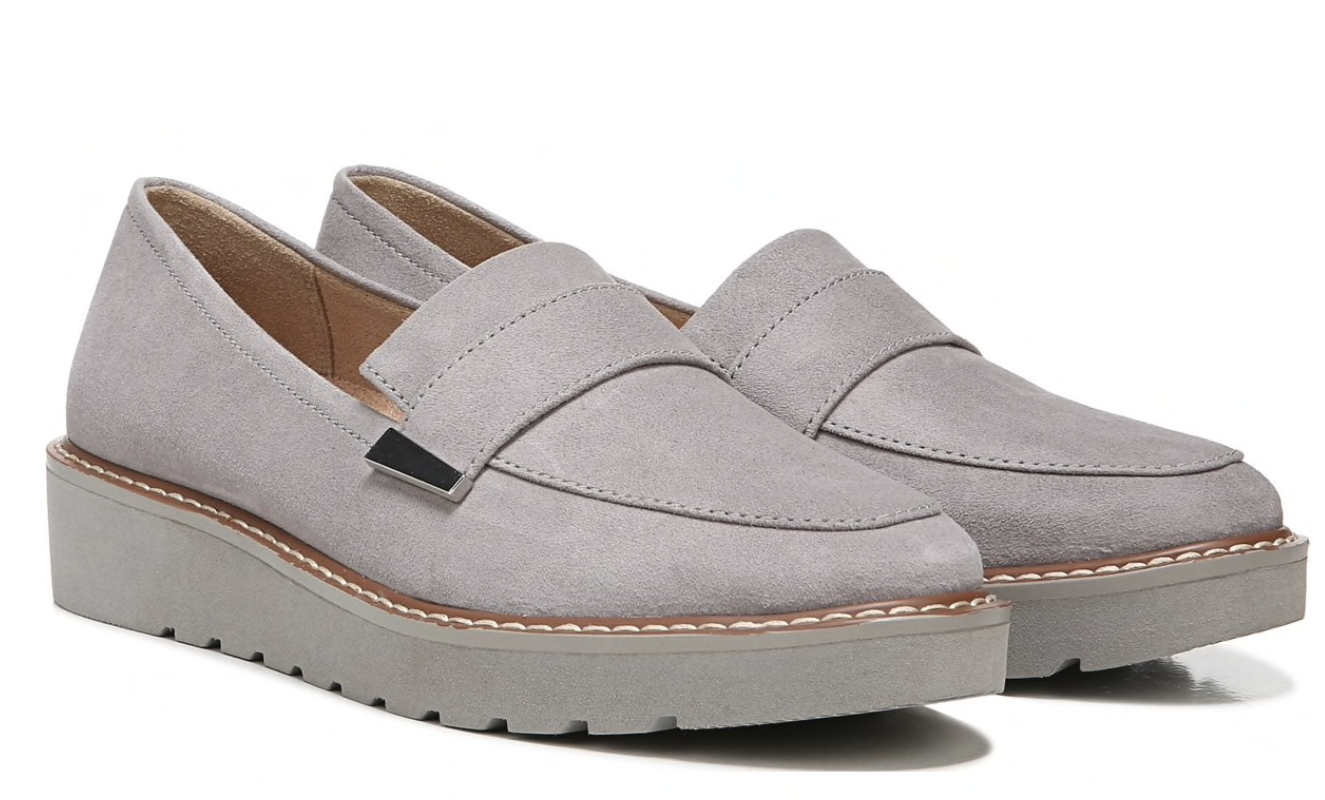 Naturalizer Women's Adiline Loafer Icy Grey