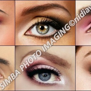 Eyebrows with various different shape wm