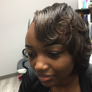 Sharon Harvey Hair Stylist Steele Creek Charlotte North Carolina