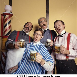 4 men barbershop ~kf8811