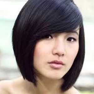 Asian hair female