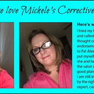 Michele rickett corrective color