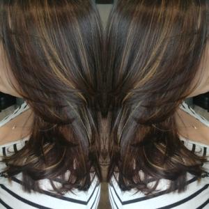 Jennas hair