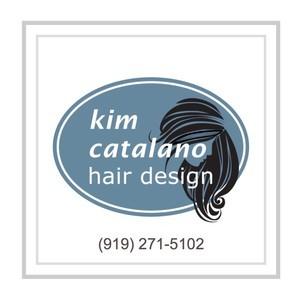 Kimcat logo with phone