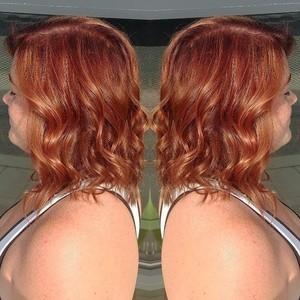 Jenns hair