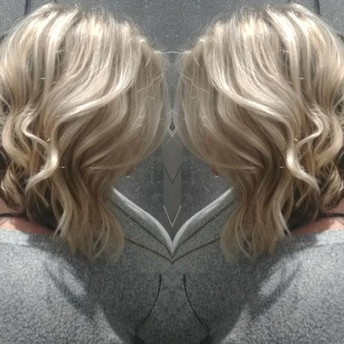 Caties hair