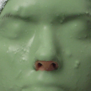 Rubberizing mask