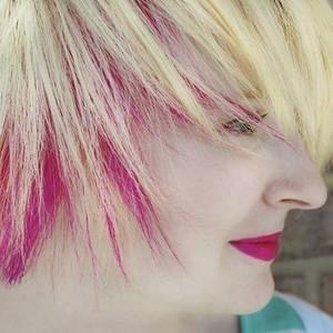 1 lydia pink