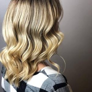 Riley hair