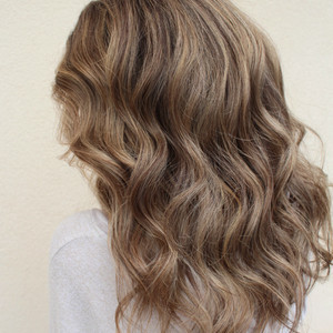Blendedcaramelhighlights