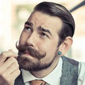 Classic beard styles for men