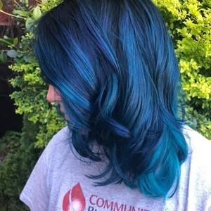 Natalia marino   balayage  color  haircut    style   douglas carroll salon   downtown   august 16th  2018