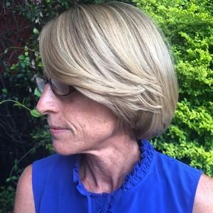 Sonya rinehart   highlights   color   haircut   style by lauren sloditsky   douglas carroll salon   downtown   august 23rd  2018