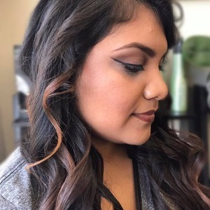 Graduation make up   hair   mister rogers hairstyling   september 6th  2017
