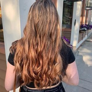 Heidi hair 22