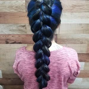 Shelby braid