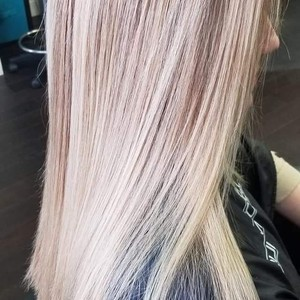 Beautiful blonde highlights karen proulx creations fav