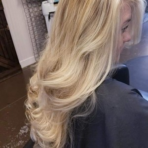 Blonde balayage fav
