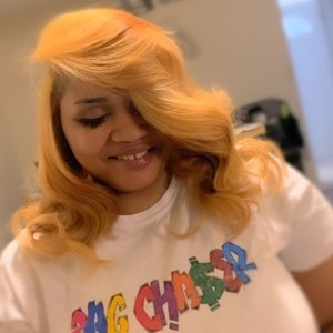 Blond nelli