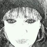 Pencil sketch profile pix