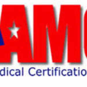 Amca badge