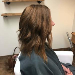 Kristy freeman hair color stylist 9
