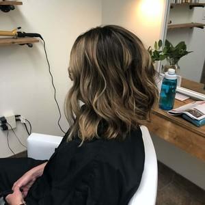 Kristy freeman hair color stylist 10