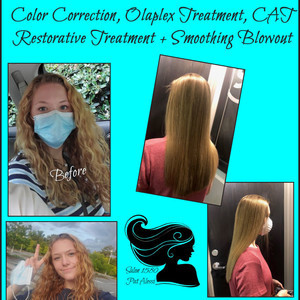 Katiemcc hair smoothing