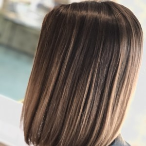 Salon brunette