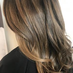 Dark brunette balay1