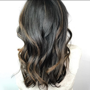 Dark brunette balay2