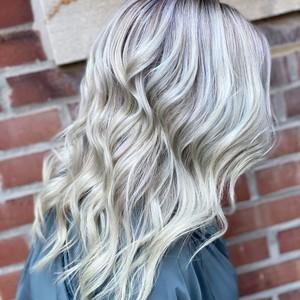 K hair side
