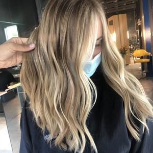 Hair photo camille
