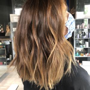 Hair photo christina
