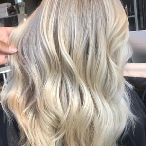 Hair photo tiffany