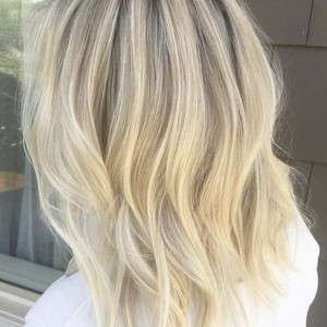 Hair photo blonde highlights