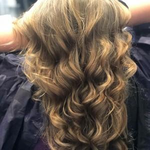 Winter springs blonde hair 2