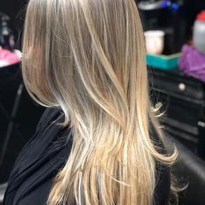 Winter springs blonde hair