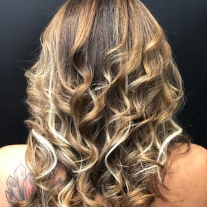 Winter springs hair extensions