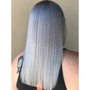 Winter springs smokey hair