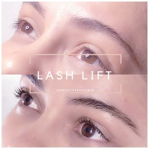 Winter springs lash lift