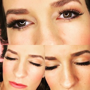 Winter garden lash extensions