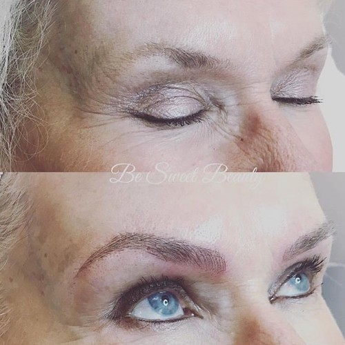 Ft. lauderdale microblading and powder brows