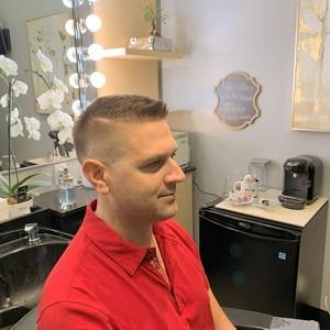 Ft. lauderdale mens hair cut 2