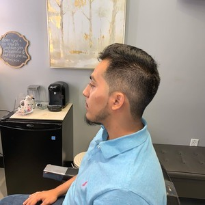 Ft. lauderdale mens hair cut