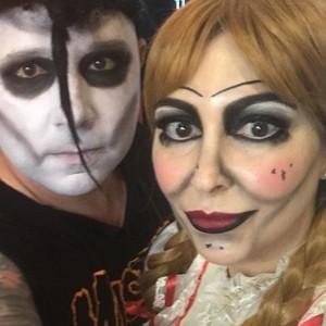 Ft. lauderdale halloween makeup