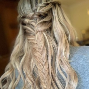 Ft. lauderdale bridal hair 1